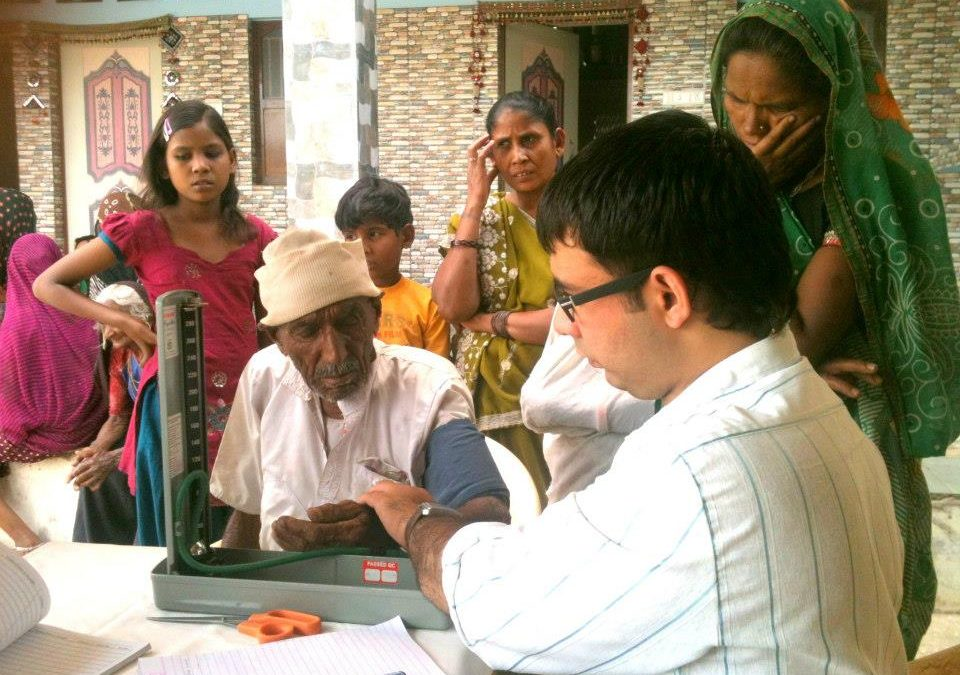 Free Medical Camp Organised for 100 Children & Adults